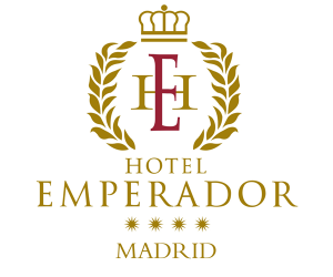 The Hotel Emperador logo