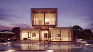 Hotel w stylistyce minimalistycznej