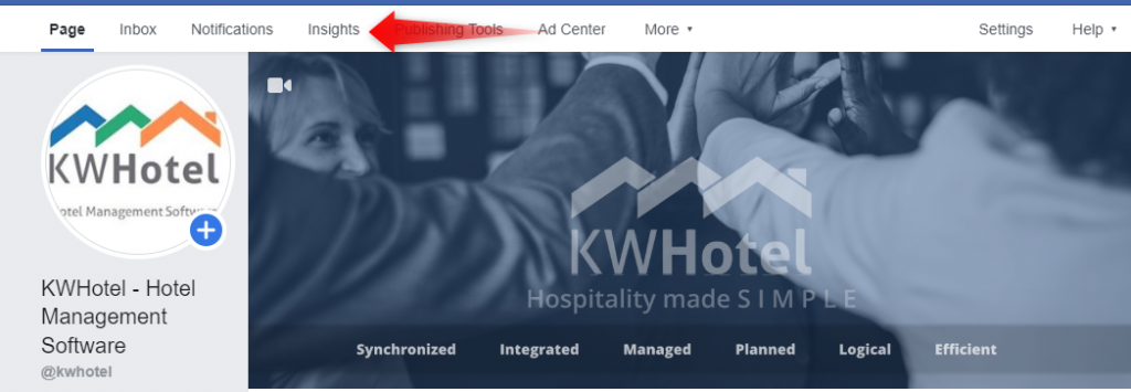 Social media marketing for hotels requires analysis of your target group