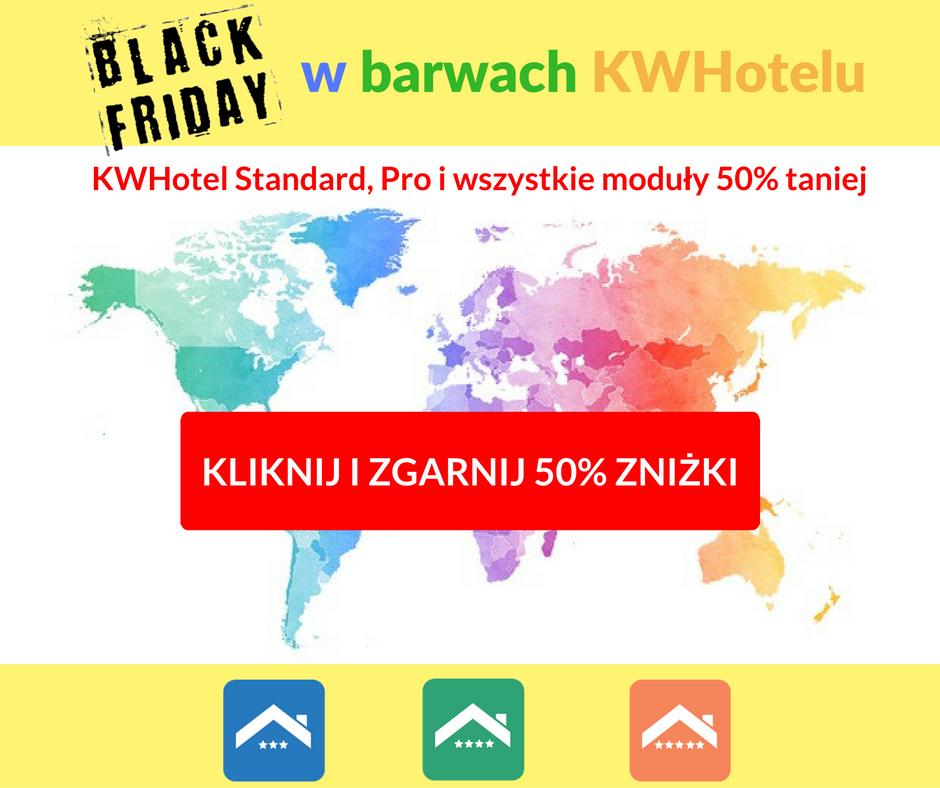 KWHotel Black Friday